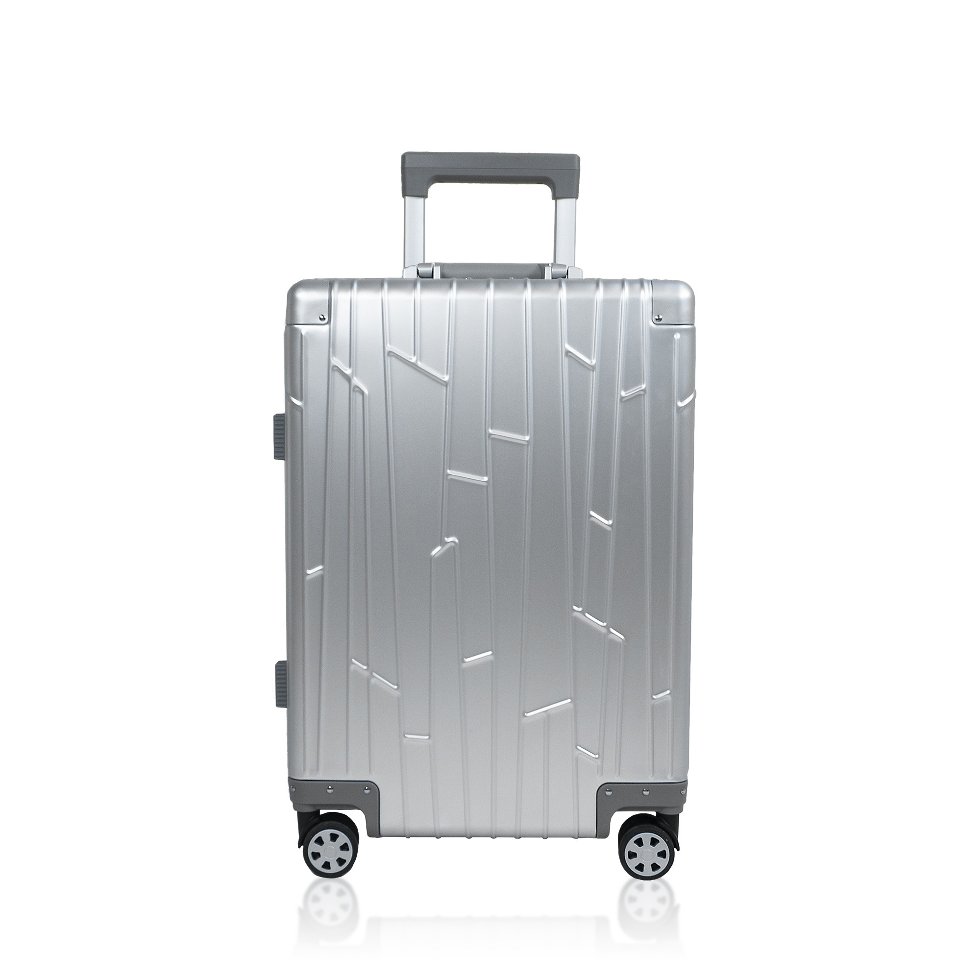 koffer handgep ck aluminium gundel reisekoffer cabin. Black Bedroom Furniture Sets. Home Design Ideas